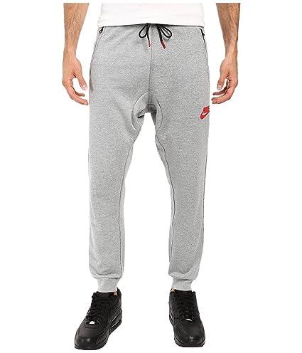 2566b07ad16fd Nike M NSW Av15 JGGR FLC - Pantalón para Hombre  MainApps  Amazon.es ...