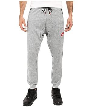Nike NSW Av15 Jggr FLC Pantalon de Jogging Homme, Homme, M NSW Av15 Jggr FLC, XL