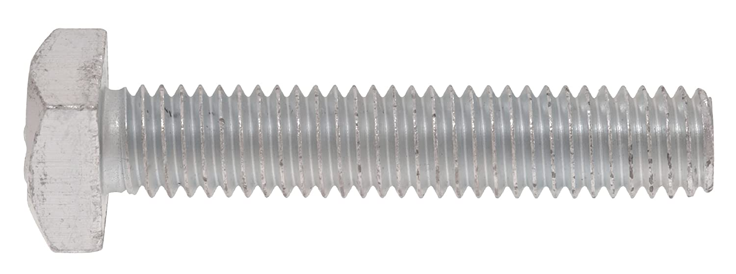 10-Pack The Hillman Group 44626 5//16 x 2-1//2-Inch Square Head Bolt