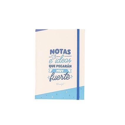 Mr; Wonderful Woa09060Es Libreta Con Notas Adhesivas Notas E ...