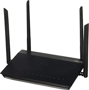 Asus RT-AC1200G IEEE 802.11ac Ethernet Wireless Router