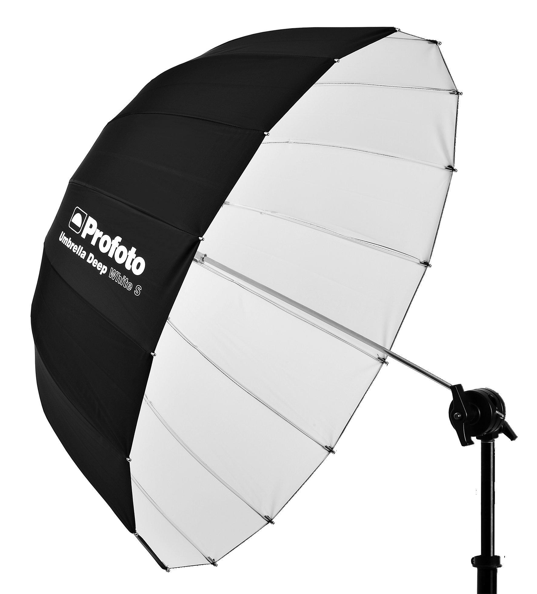 Profoto 33 in. Deep Small Umbrella (White) by Profoto