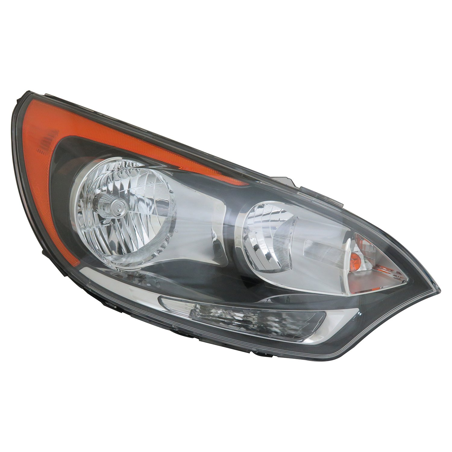 TYC 20-9229-00-9 Replacement Right Head Lamp