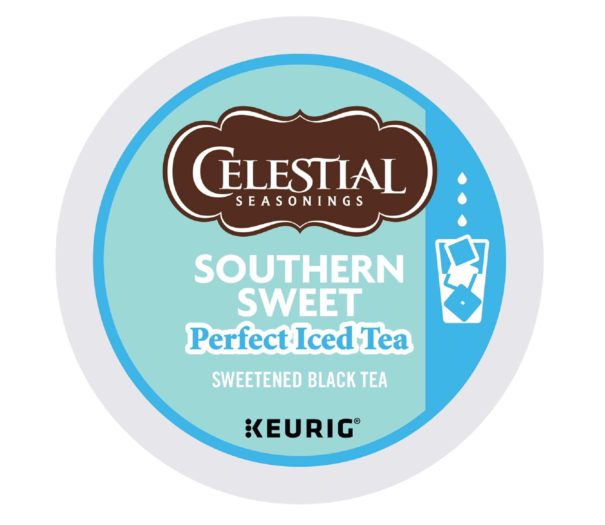 Celestial Seasonings, Southern Sweet, 88-Count by Celestial Seasonings