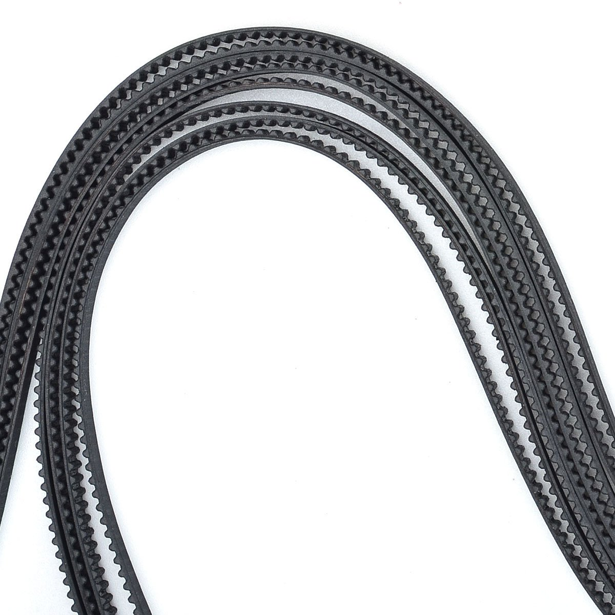Kamo 5 Meters GT2 2mm pitch 6mm wide Timing Belt for 3D printer CNC