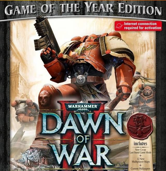Warhammer 40,000 : Dawn of War - Game Of The Year Edition [Online Game (Chaos Beast Men)