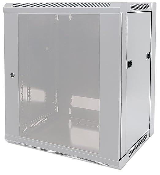 8 opinioni per Intellinet 711784 Wall mounted rack 60kg Grey rack- racks (60 kg, Wall mounted