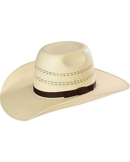 86a67289aa22e Resistol Men s RESS Promo Straw Hat Natural 7 1 8 at Amazon Men s ...