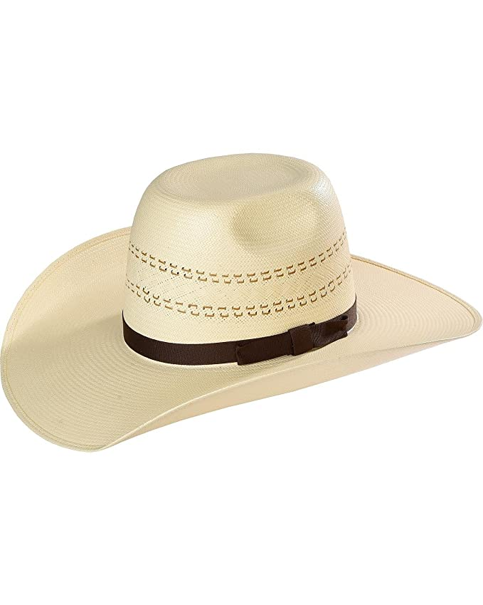 f613d445965 Resistol Men s RESS Promo Straw Hat Natural 7 1 8 at Amazon Men s Clothing  store