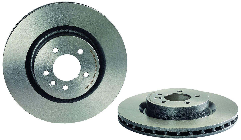 Brembo 09.8877.31 UV Coated Front Disc Brake Rotor