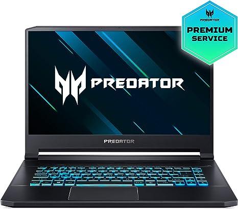 Acer Predator Triton 500 Ordenador portátil Gaming de 15.6