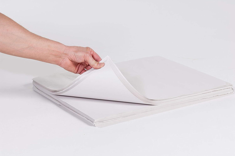 PNP2430 The Packaging Wholesalers 24 x 36 30# Newsprint Sheets 50 lbs//Bundle