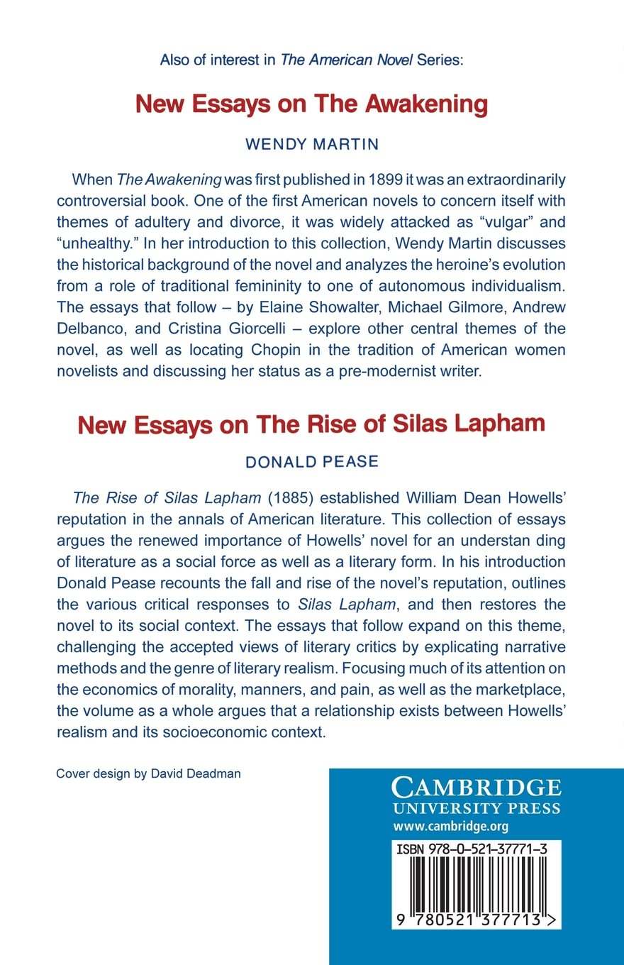 com new essays on the last of the mohicans the american com new essays on the last of the mohicans the american novel 9780521377713 h daniel peck books