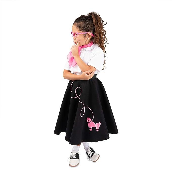 Hip Hop 50s Shop Vintage Toddler Scarf Sock Hop Dance Costume Accessory Baby