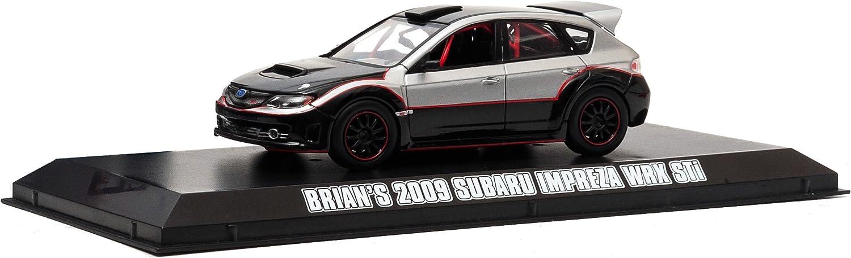 2009 Subaru Impreza Wrx Sti Fast And The Furious 2009 1:43 Greenlight 86220
