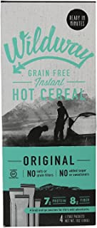 product image for Wildway Grain-free Instant Keto Hot Cereal: Original, 7oz (4 Pack)