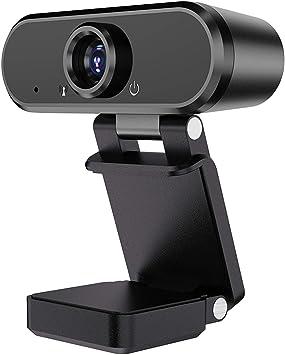 Webcam 1080p Fhd Web Camera With Microphone Skype Webcams