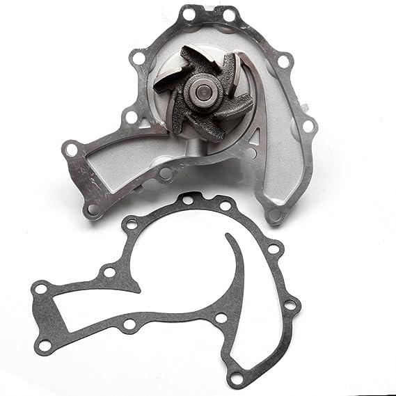 Amazon.com: SCITOO TBK303WPT Timing Belt Kit Water Pump Hydraulic Tensioner Fits 98-04 Isuzu Honda Acura 3.2L 3.5L 6VD1 6VE1 DOHC: Automotive