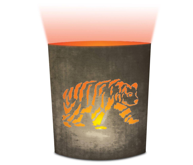 Puzzled Black Bear LED Decorative Lanterns - Animal Theme - Elegant Unique Gift and Useful Souvenir - Item #9650