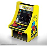 My Arcade Micro Player Mini Arcade Machine: Pac-Man Video Game, Fully Playable, 6.75 Inch Collectible, Color Display…
