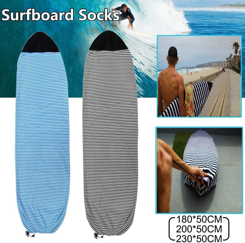 winterswet Housse de Planche de Surf Chaussette Sac de Rangement Planche /à Surf Housse de Surf Chaussettes S/èches de Protection pour Planche de Surf