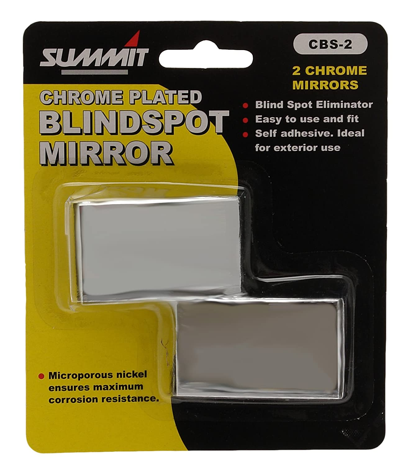 Summit CBS-2 Blind Spot Mirrors (A Pair) Mountney Ltd