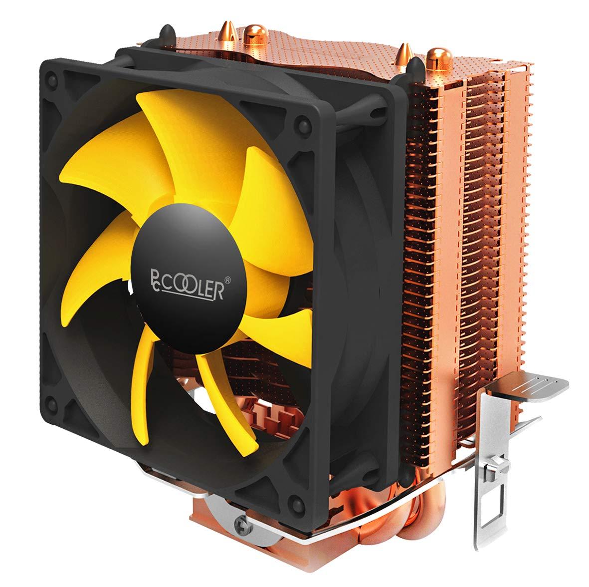 Pccooler S83 CPU Cooler Mini CPU Heatsink TDP 95w Single ...