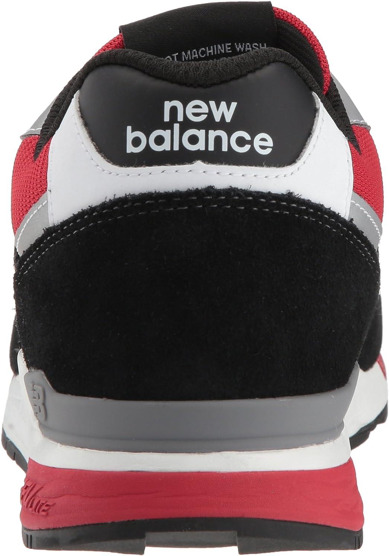 New Balance Herren 840 Laufschuhe, grau Grau (Magnet/Team Red Ce)