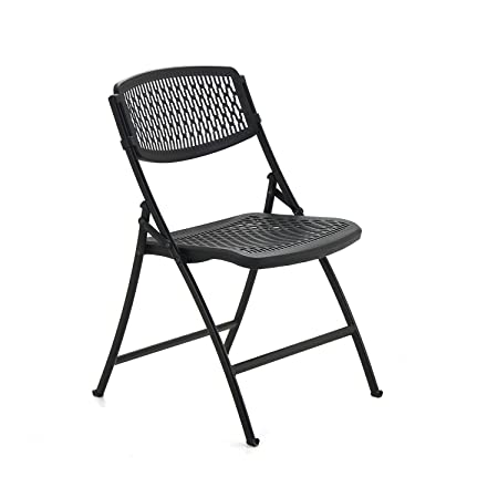 Prime Mity Lite Flex One Folding Chair Black Amazon Co Uk Beatyapartments Chair Design Images Beatyapartmentscom