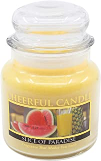 product image for A Cheerful Giver Slice of Paradise 16 Oz Jar Candle, Multi