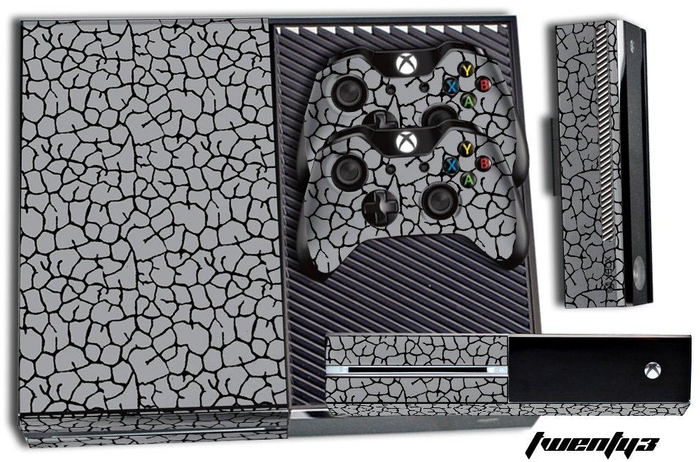 24*7 Skins Xbox One Console + Controller Skin - Twenty3 (B06XCVZ649) Amazon Price History, Amazon Price Tracker