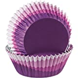Wilton ColorCup Standard Baking Cups, Purple Ombre, 36-Pack