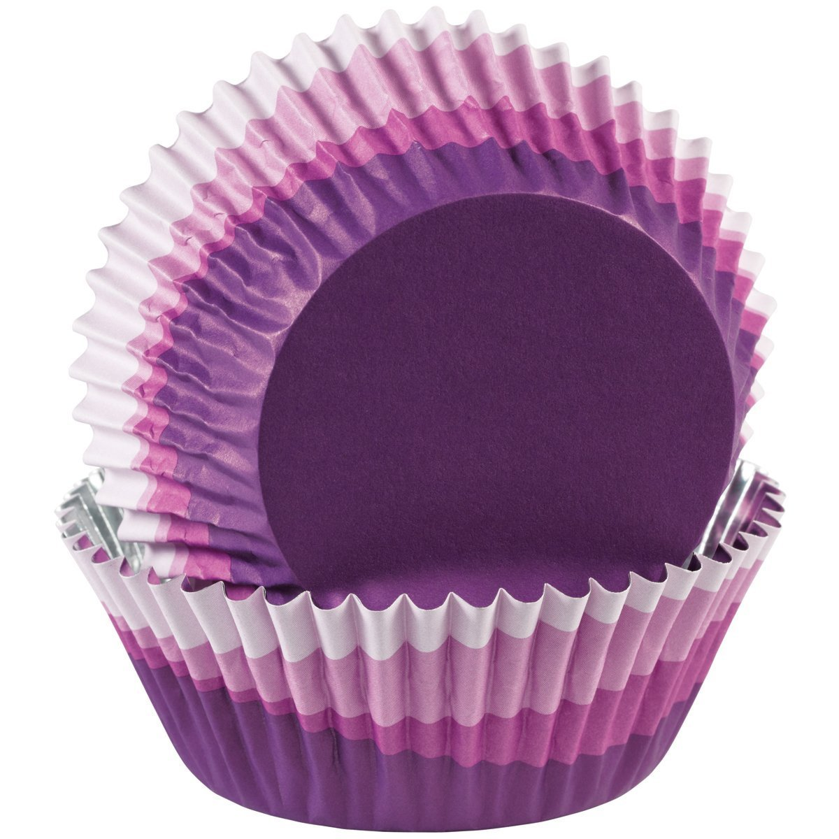 Blue Ombre Wilton ColorCup Standard Baking Cups 36-Pack W415CC-0631
