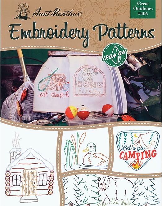 Kitchen Kitty/'s Vtg Embroidery Transfer Pattern