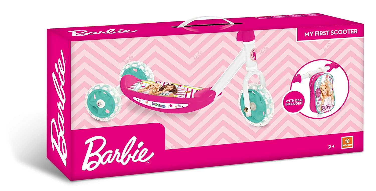 Barbie My First - Patinete: Amazon.es: Juguetes y juegos