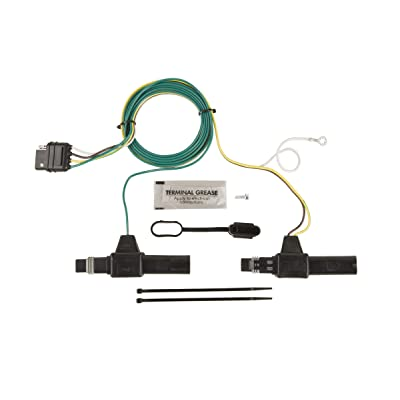 Hopkins 42105 Plug-In Simple Vehicle Wiring Kit: Automotive