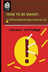 How To Be Smart Kindle Edition