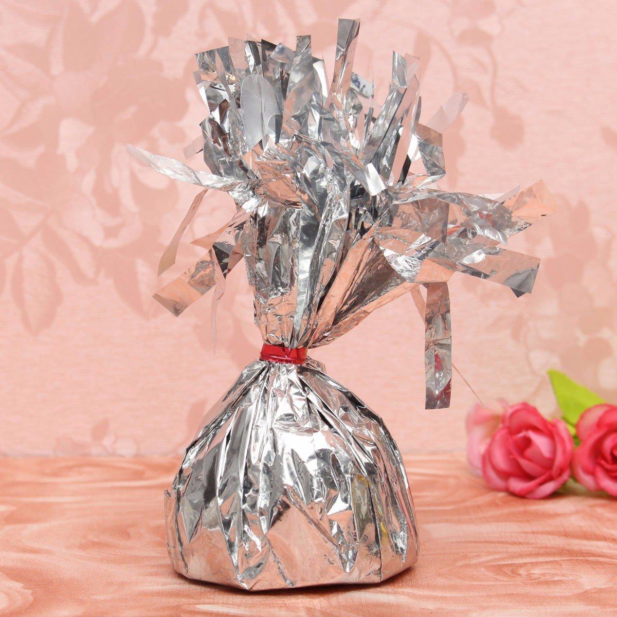 Amazon.com : Helium Balloon Weight Birthday Wedding Party Decoration ...