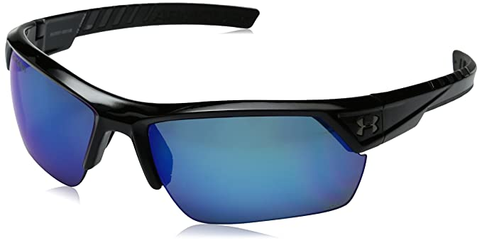 3ac8dee24b2 Under Armour Ua Igniter 2.0 Polarized Wrap Sunglasses