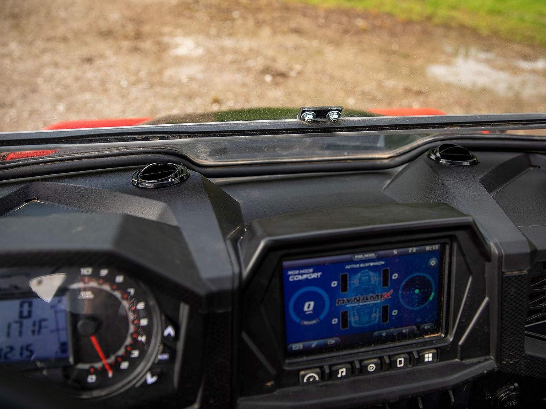 2019+ SuperATV Cab Heater for Polaris RZR XP 1000 XP 4 1000 Adjustable Temperature /& Fan Speeds!