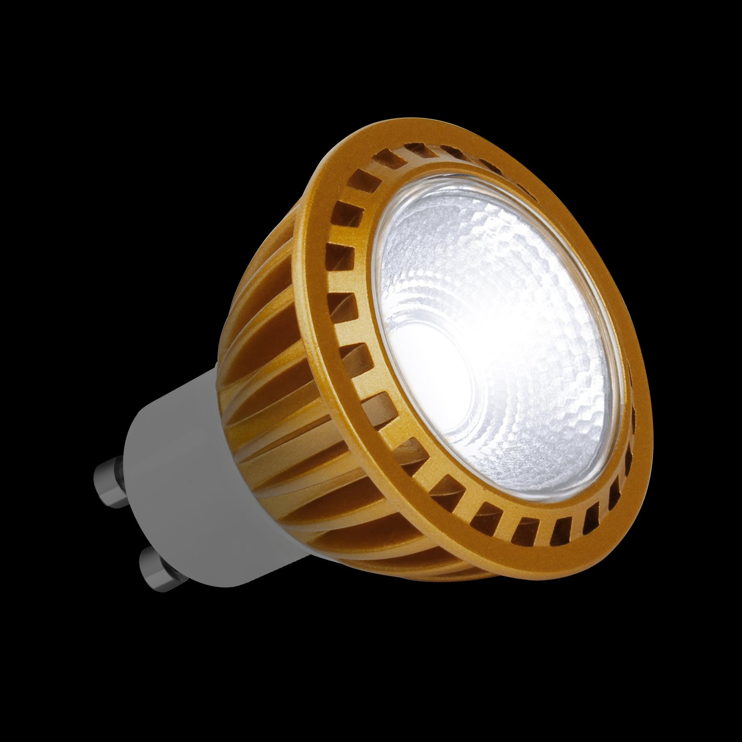 7 W COB GU10 LED bombillas, cool white, GU10, 7.00 W 230.00 voltsV: Amazon.es: Iluminación