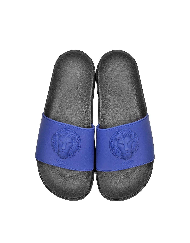 36295857042 Versus Versace Hombre FSX065EFGOMMAF886 Azul Goma Sandalias  Amazon.es   Zapatos y complementos