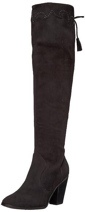 Boot Dilena Fashion Report Women's High Knee tq85gw