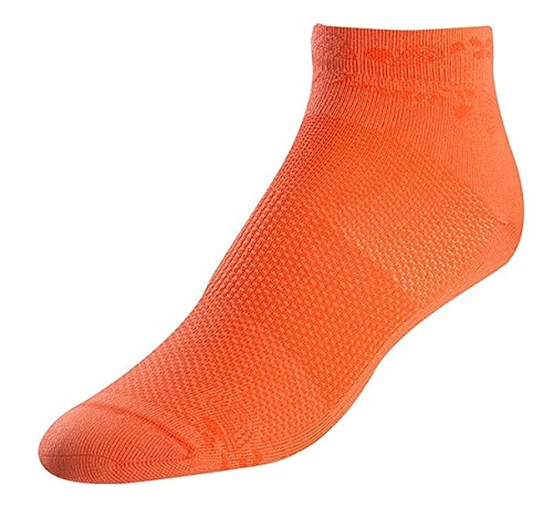 Pearl Izumi Women's Silk Lite Sock Clementine S 2-PACK