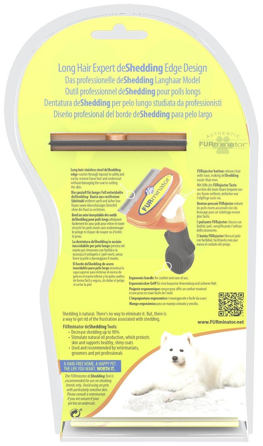 Furminator Deshedding Hundebürste Hundefellpflege In Größe M Zur