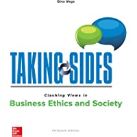 Image for Taking Sides: Clashing Views in Business Ethics and Society
