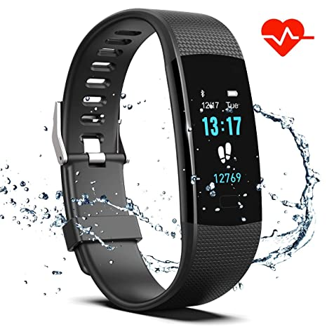 53785c0fce9 Amazon.com   Saikee Fitness Tracker