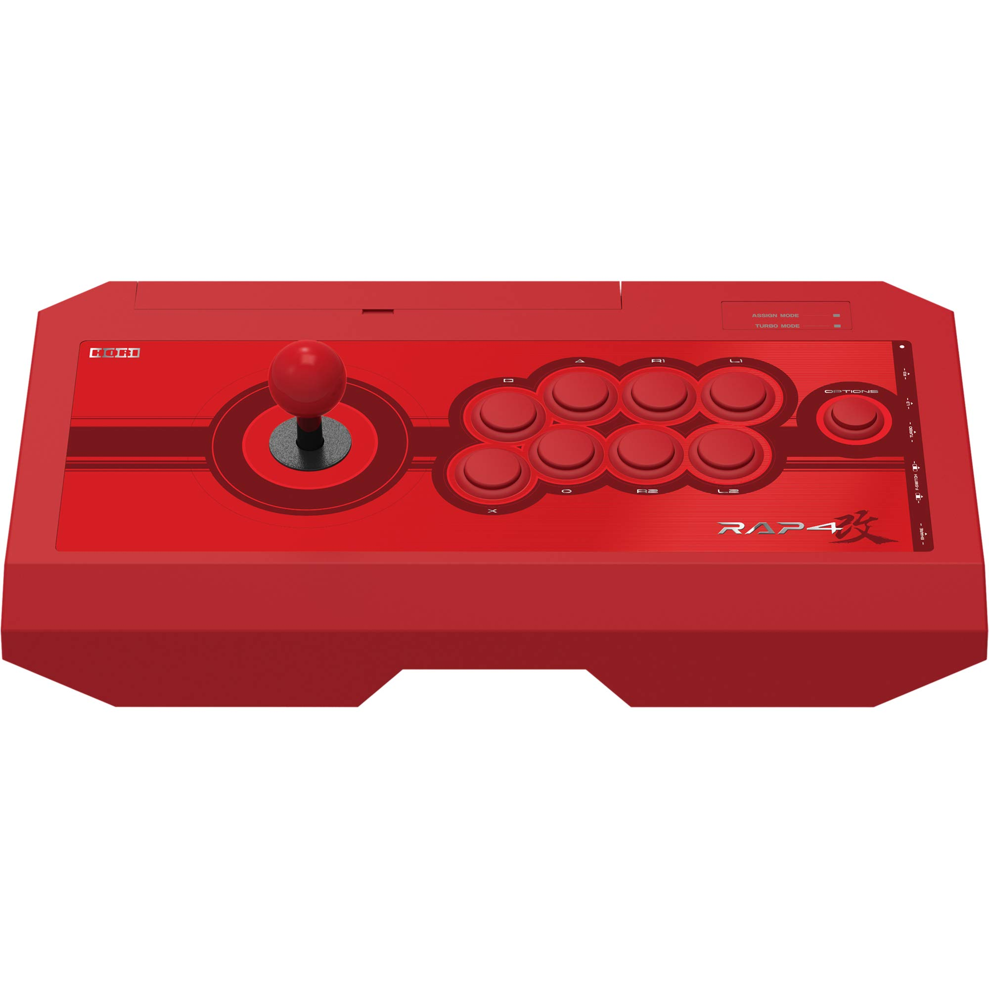 HORI Real Arcade Pro 4 Kai (Red) for PlayStation 4,...