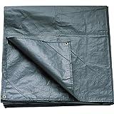 Coleman Instant 4 Tent Footprint - Black