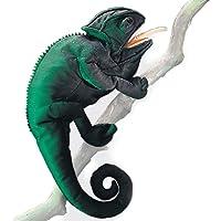 Folkmanis Puppets 2215 - Pupazzo camaleonte